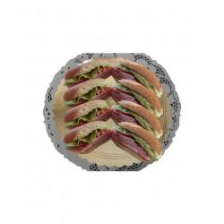 Sandwich 10 Unidades