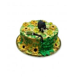 Cake para Orula 12 comensales