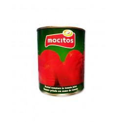 Tomates pelados en su jugo...
