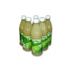 Jugo de limón 6X500ml - TUABA