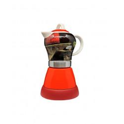Cafetera eléctrica 4 tazas...
