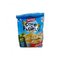 Cereal copos de maíz...