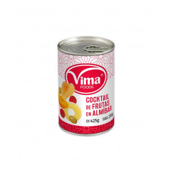 Cocktail de frutas 425gr- VIMA