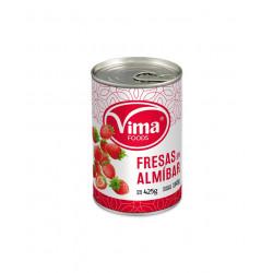 Fresas almíbar 425gr- VIMA