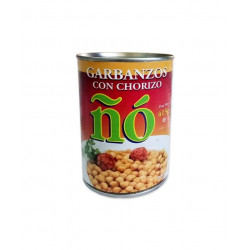 Garbanzos con chorizo 415-ÑO