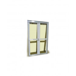 Puerta perfiles de aluminio...
