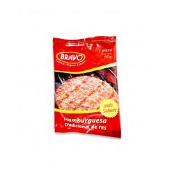 Hamburguesa tradicional de...