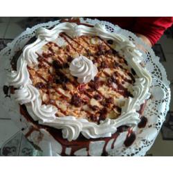 CAKE DE FRUTOS SECOS