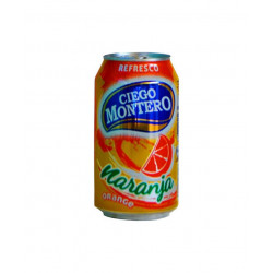 Refresco de naranja...