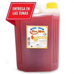 Sirope de naranja 5L - DON...