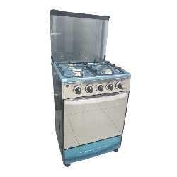 Cocina con horno a gas - ROYAL