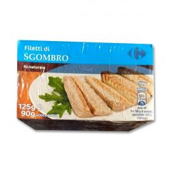 Filete de sardina al...
