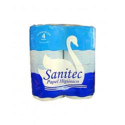 Papel sanitario x4 - SANITEC