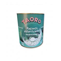 Pepinos esterilizados 2,9kg...