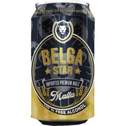 Malta 24x33cl - BELGASTAR