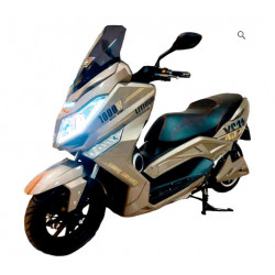 MOTO ELECTRICA XS10 72V50AH...