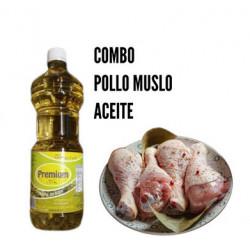 POLLO -MUSLO 20 LB- ACEITE 2LT